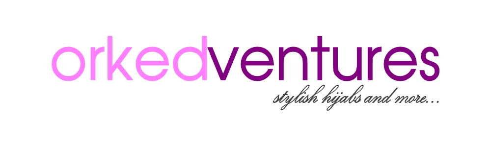 Orked Ventures ~ Stylish hijabs and more...