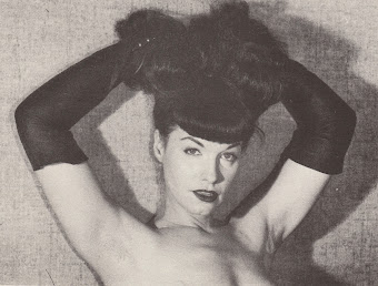 RARE BETTIE PAGE OF THE WEEK for ADULTS