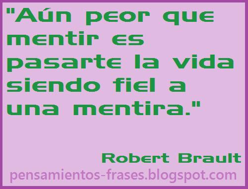 frases de Robert Brault