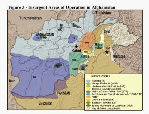 Insurgency in Afganistan as group discussion topic in SSB interview
