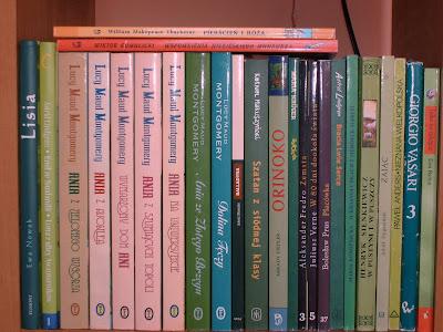 (12) Moja biblioteczka
