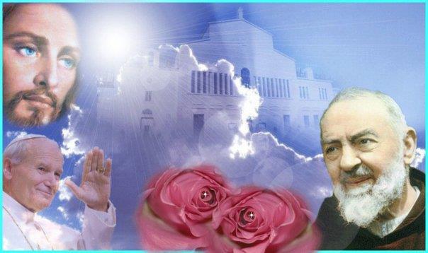 Padre Pio Prega x Noi
