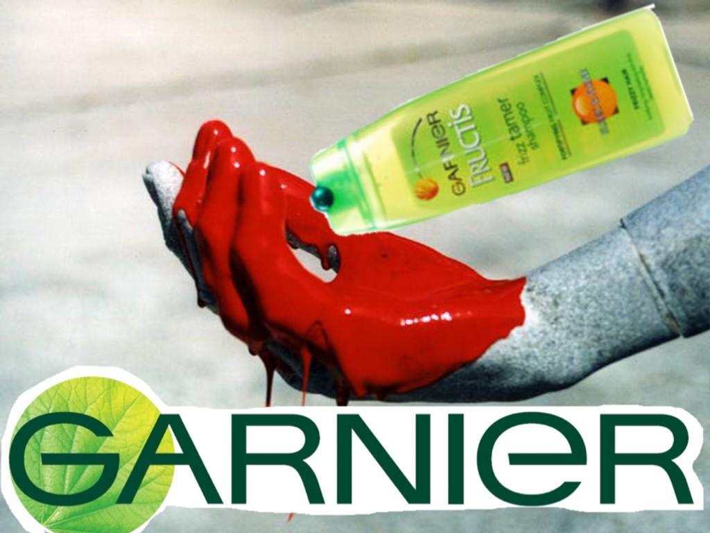 boycottgarnier, boycott garnier, garnier, boycott, boycot, boicot, fructis, shampoing,