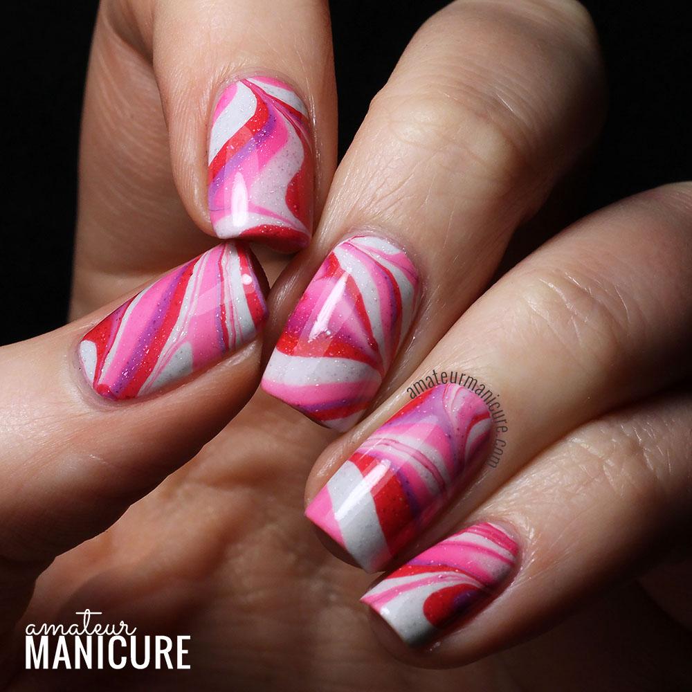 Amateur Manicure A Nail Art Blog Picture Polish Valentine Water