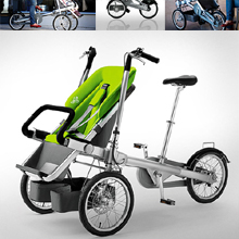 Taga Carrier Bike and Baby Stroller