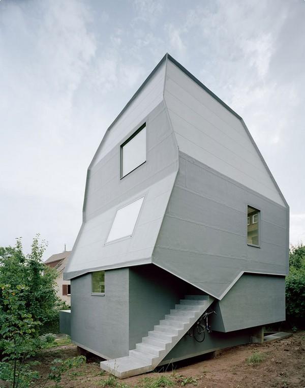 Just K house in Tübingen, Germany, Unique Homes