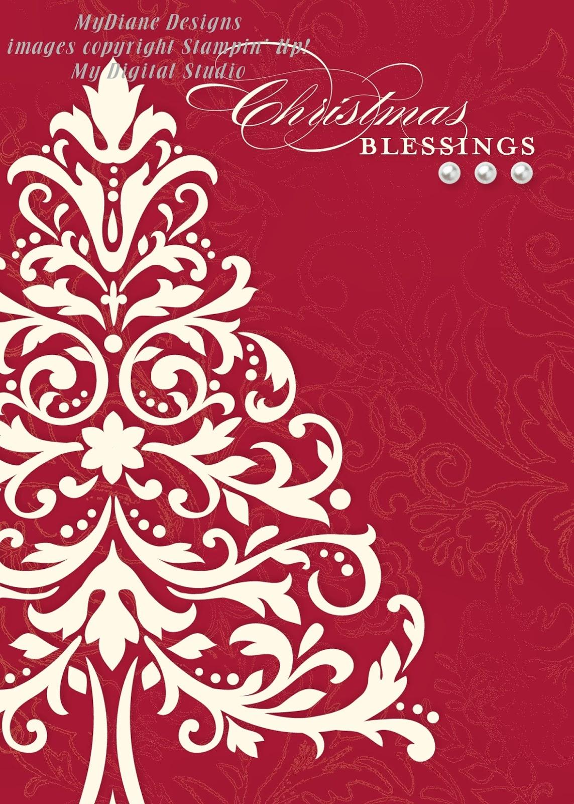 Mydiane designs 2013 christmas card for Design for christmas