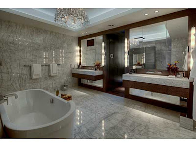 ocean house bathroom