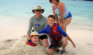 Family Tour Package in Lombok