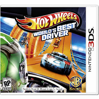 Hot Wheels - World's Best Driver (3DS USA)