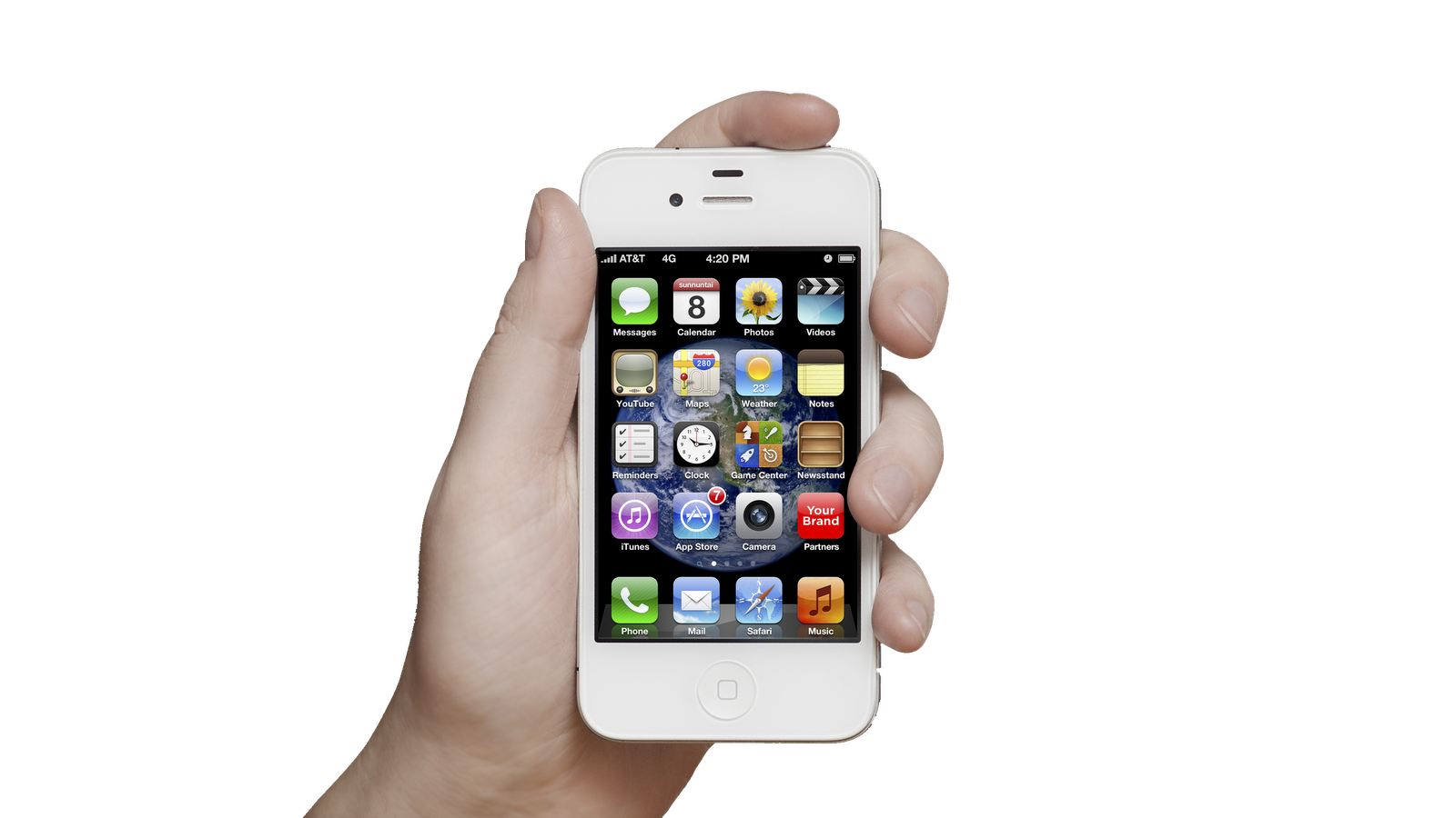 Vendors Branded Mobile App for - 626.0KB