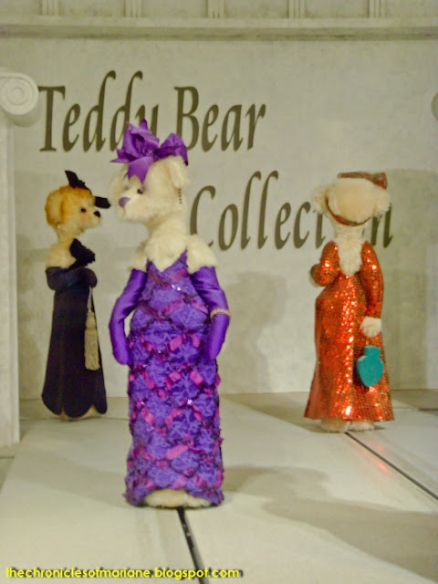 teddy bear pageant