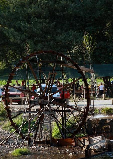 Roda de Ferro que já não existe
