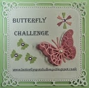 BUTTERFLY CHALLENGE BLOG