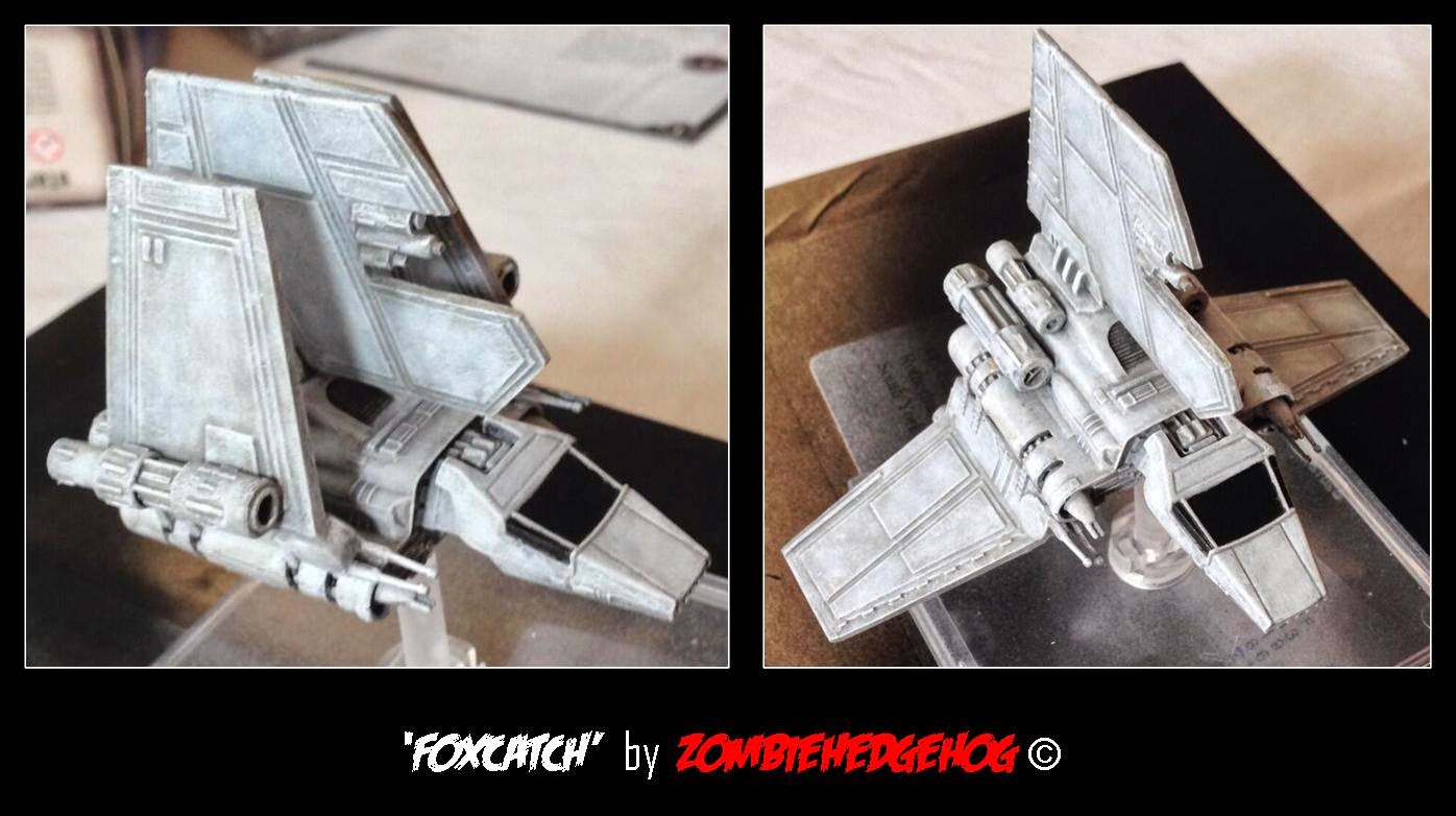 x wing conversions