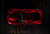 2013 SRT Dodge Viper up closed