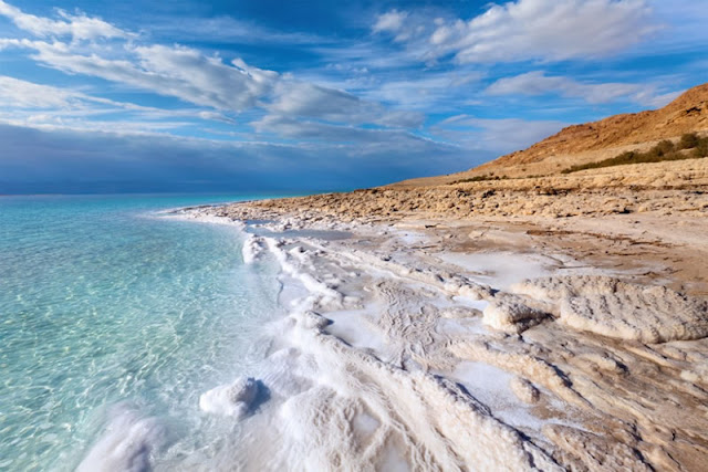 Dead Sea – 50 Years Left