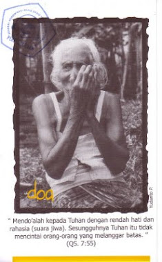 "Postcard ""Doa"""