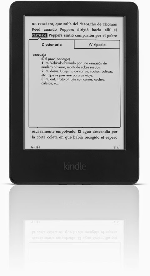 analisis kindle basico