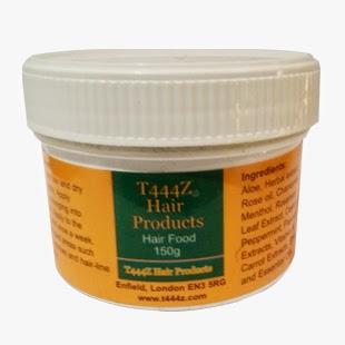 black hair affair new product t444z hair food in sa
