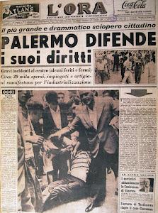 Palermo. Quei martiri dell'8 luglio 1960