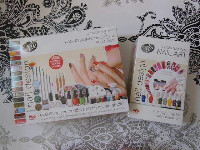 Rio Nail art kits
