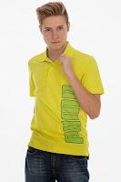 Tricou polo PUMA pentru barbati LARGE LOGO POLO (PUMA)