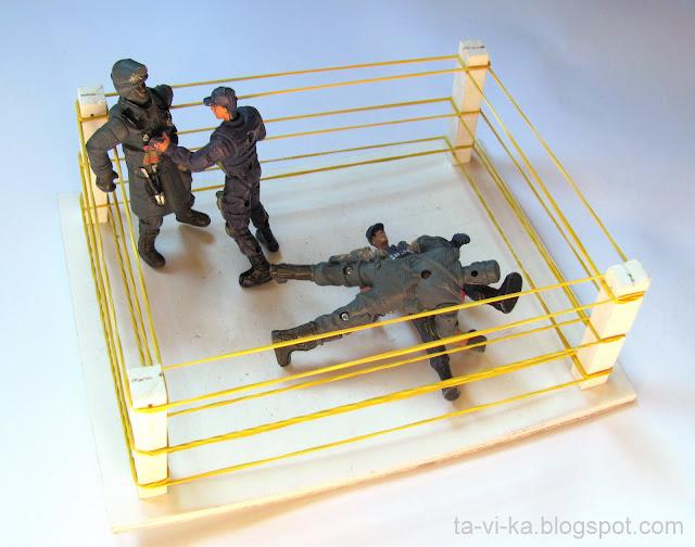 игрушечный ринг