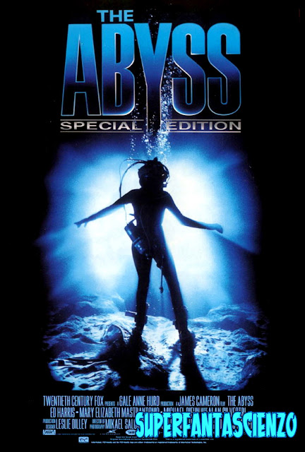 The Abyss poster recensione