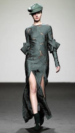 Jesús del Pozo semana de la moda de Madrid otoño invierno 2011 2012