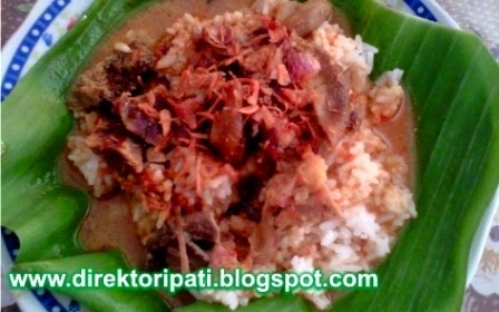 Nasi Gandul Makanan Khas Pati