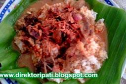 Nasi Gandul, Makanan Khas Pati