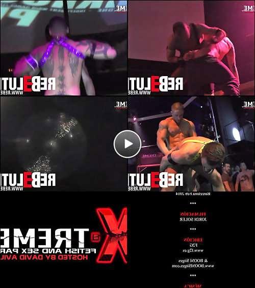 gay sex party videos video