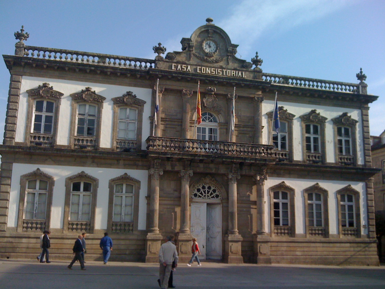 Vivir en pontevedra casa do concello de pontevedra - Mi casa pontevedra ...