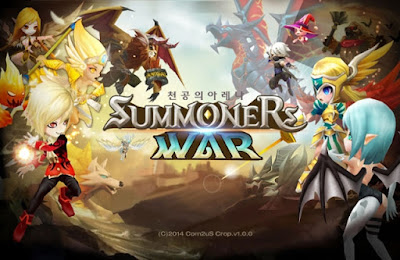 Summoners War: Sky Arena Apk