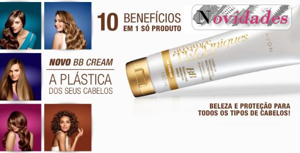 BB Cream para Cabelos