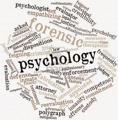 the role of forensic psychologists Clinical update on forensic psychology and multiple or dual relationships, offered by zur institute for psychologists, mfts, sws, nurses and counselors.