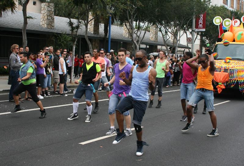 OC Dancers WEHO Pride Parade