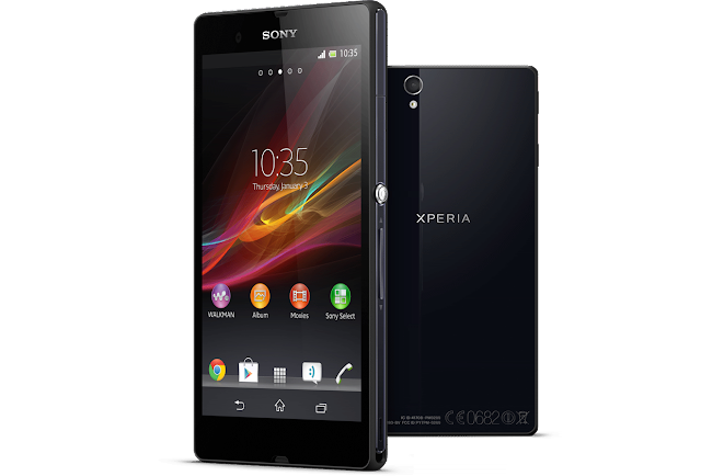 SONY XPERIA Z New Mobile Phone Last Photos and Images 1