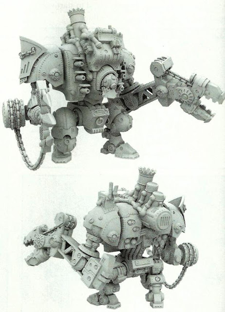 Mercenaries Galleon Colossal Warjack