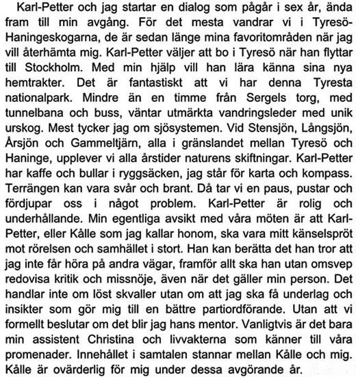 Bok, Ingvar Carlsson