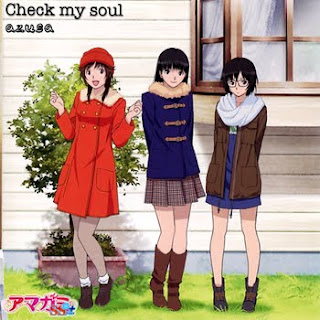 Amagami SS+ OP Single - Check my soul