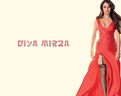 Dia Mirza hot wallpapers