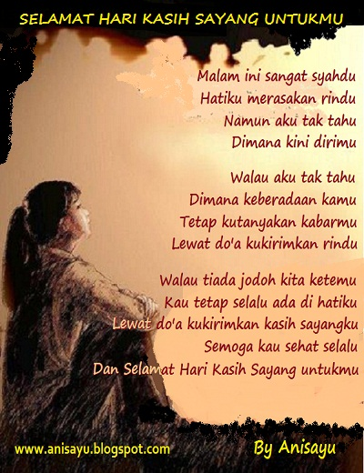 Collection Of Love Poems Happy Valentine's Day Selamat ...