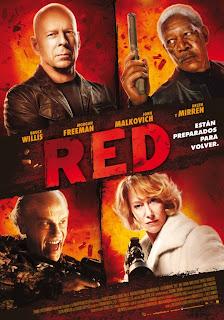CIA Tái Xuất - Red
