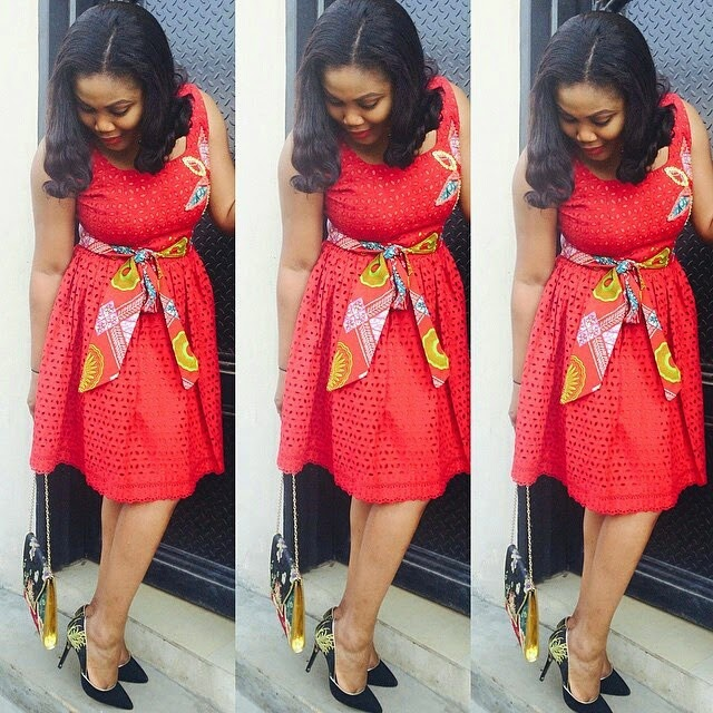 Beautiful Ankara Gown Style Dezango Fashion Zone