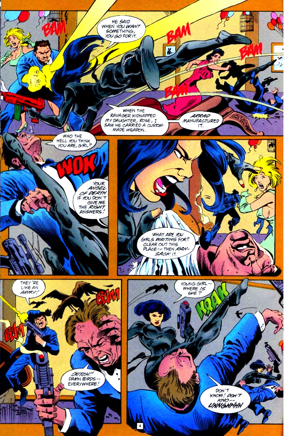 Deathstroke (1991) Issue #43 #48 - English 5