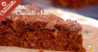 Torta Cioccolato e Noci Parodi