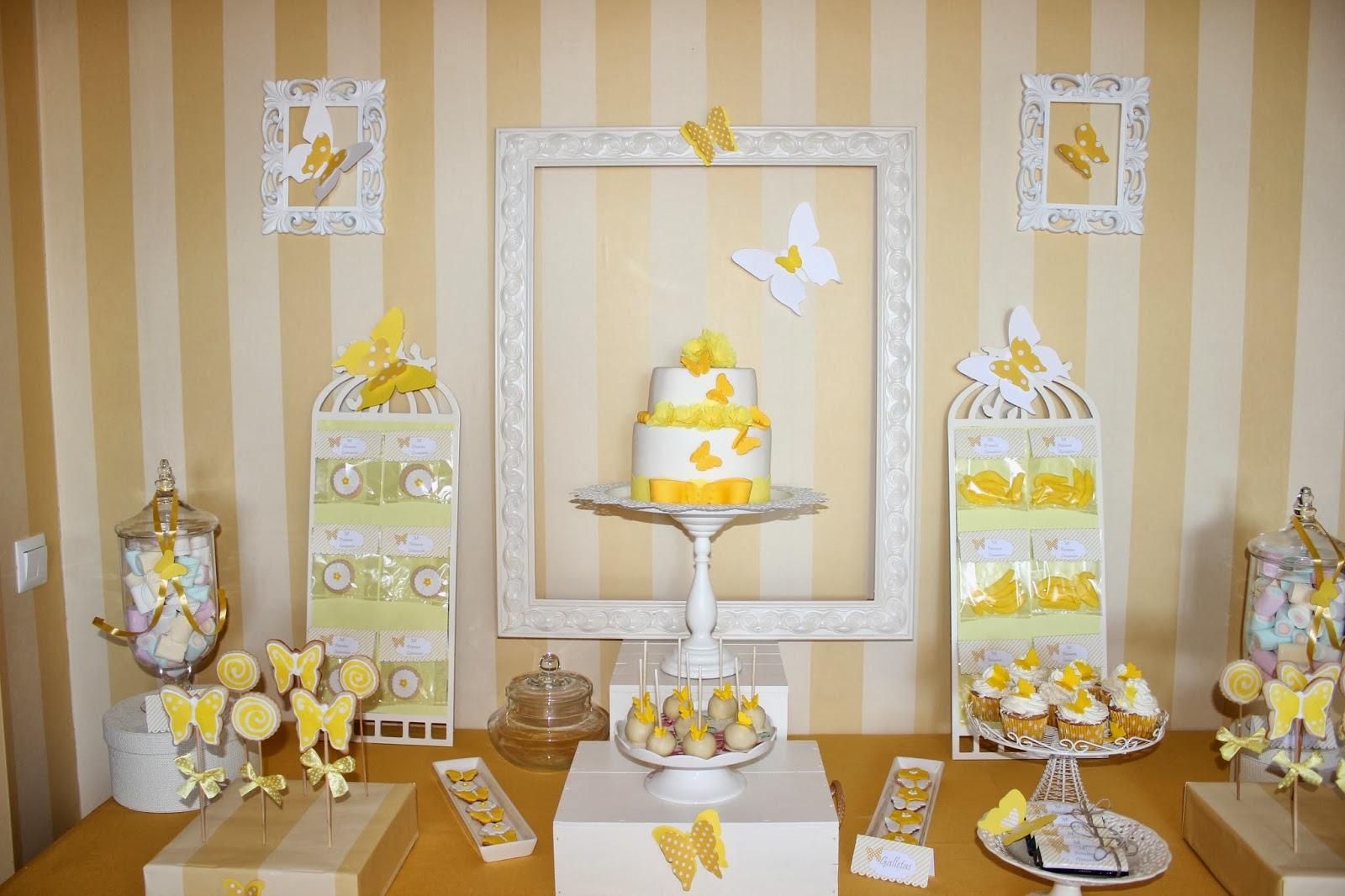 Tu dulce gracias mesas dulces comuniones - Mesas para comuniones ...