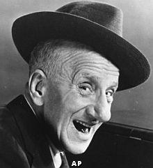 Jimmy Durante, nose, body part